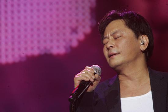 王杰马来西亚举办演唱会 收益捐慈善机构