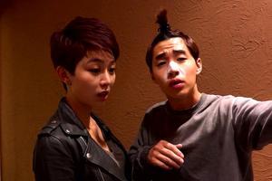 花姐2姜妍Henry搞笑模仿宋丹丹对口段子