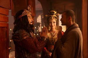《大唐玄奘》受争议 王后高兴:无需理会