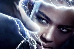 《X战警》暴风女特辑 全阵容亮相英国首映