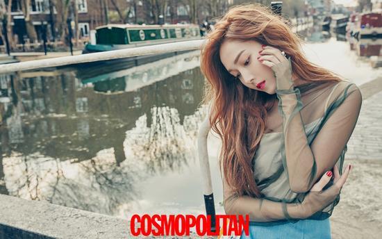 韓娛每週一星:Jessica鄭秀妍展翅飛翔