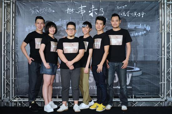 2016金曲奖提名预测:张惠妹林俊杰呼声高