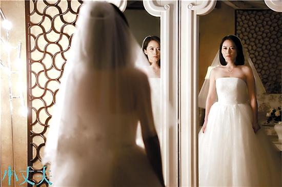 俞飞鸿:刚知道什么是CP 对婚礼没兴趣