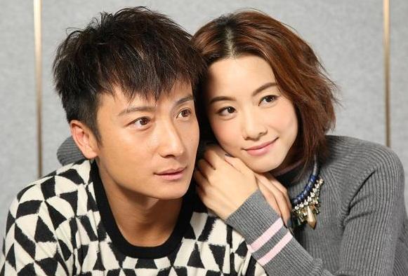 方力申和邓丽欣(资料图)