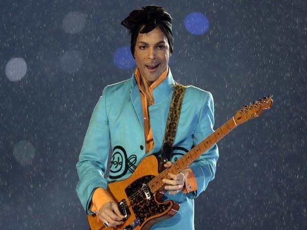 西洋乐坛鬼才王子(Prince)