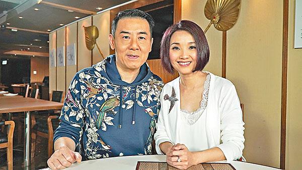 许秋怡曾鼓励老公演三级片 否认身家过亿