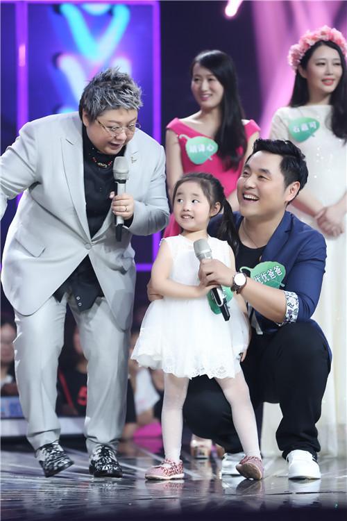 韩红和四岁小朋友素人
