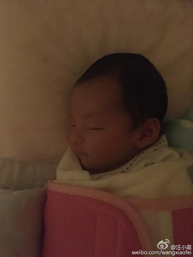 大S汪小菲儿子取名叫汪希箖