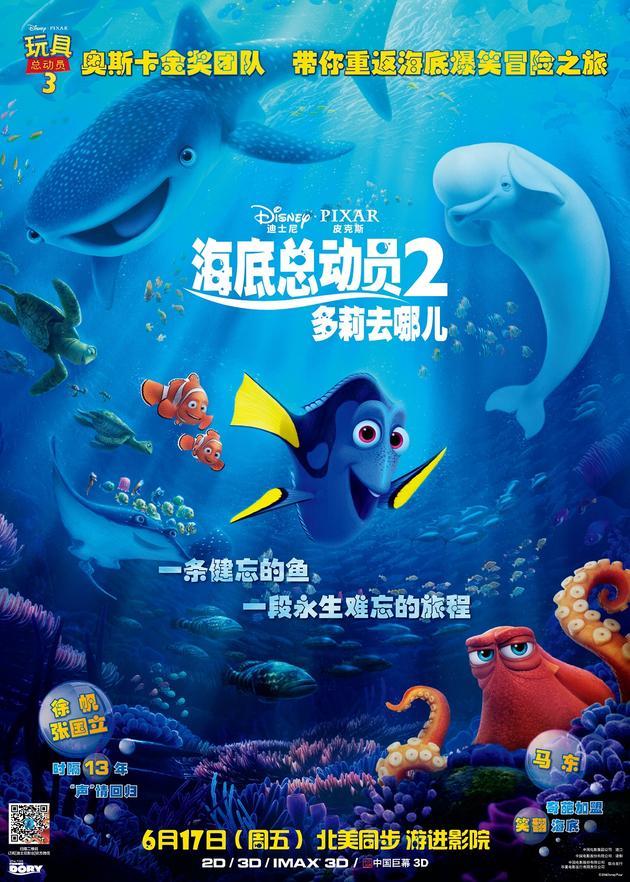 《海底儿子尽鼓触动2》首周收1.18亿
