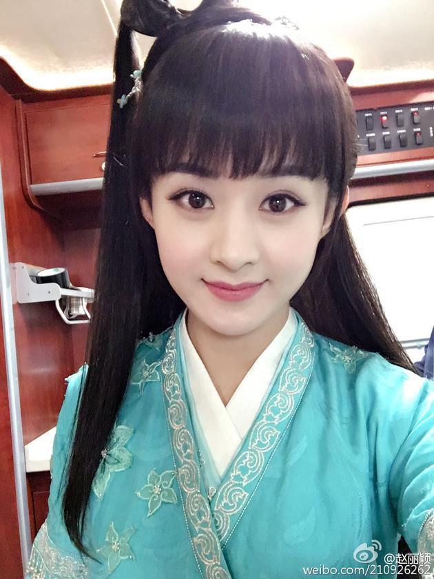 赵伟君) 2015年,赵丽颖[微博]凭暑期档现象剧《花千骨》,《杉杉来了》