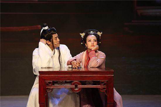 潘安和妻子