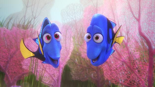 《海底总动员2》多莉父母首度现身