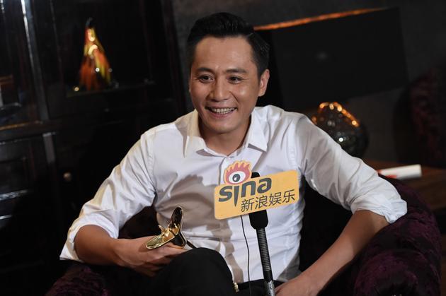 刘烨:金爵影帝是对演员身份的重新认可图片
