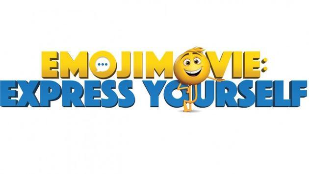 《Emoji大电影》海报