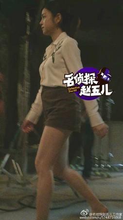 陈妍希孕肚明显