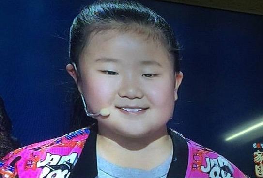 岳云鹏微博晒出一名小女孩照片