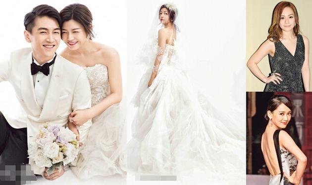 陈晓与陈妍希今天举行婚礼,展开人生新一页。
