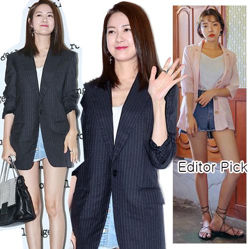 韓情脈脈:韓國「時尚三人組」黑與白經典