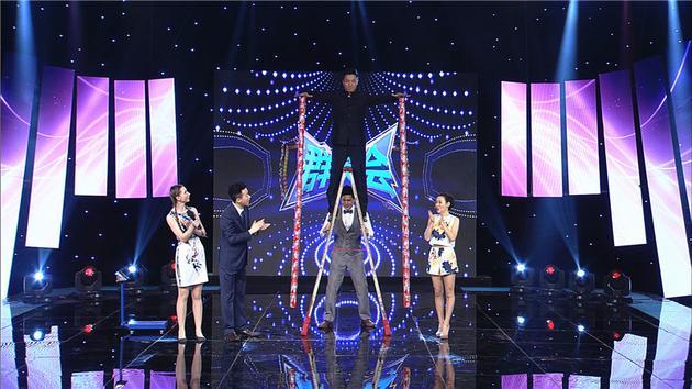 武林大赛精                    8月3日21:20天津卫视《群英会》.