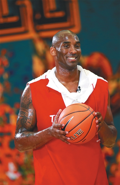 NBA传奇球星科比