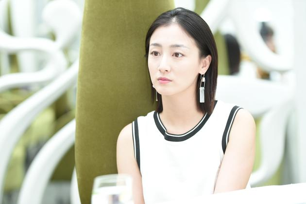 叶青接受新浪娱乐专访