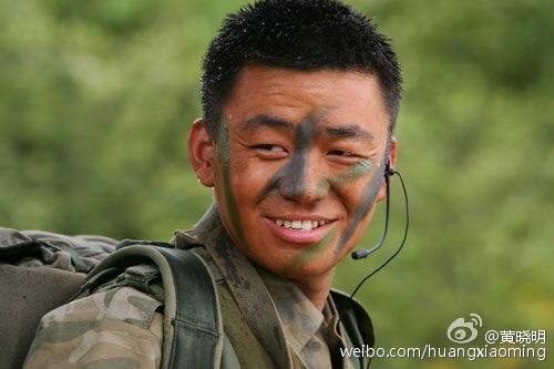 王宝强憨厚笑容