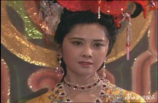 朱琳《西游记》中的女儿国国王一角色让人印象深刻