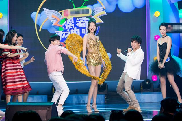 欧弟、徐浩和李斯羽互动