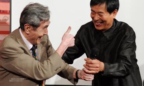 濮存昕与父亲苏民