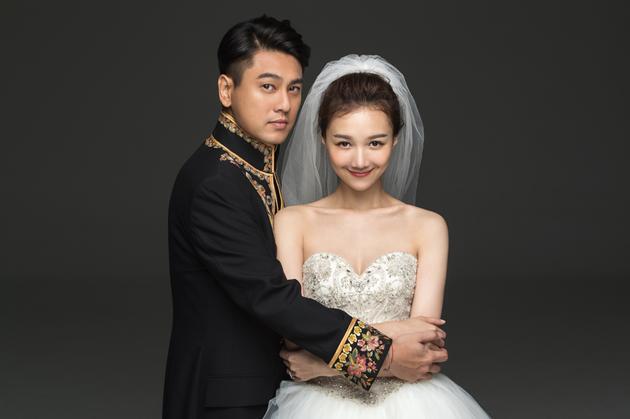 朱孝天、韩雯雯9月3日大婚