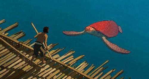 《红色海龟》剧照
