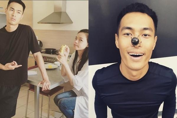 杨祐宁与舒淇在网上的有趣互动,让网友笑翻