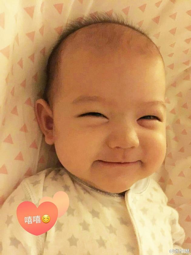 张梓琳女儿