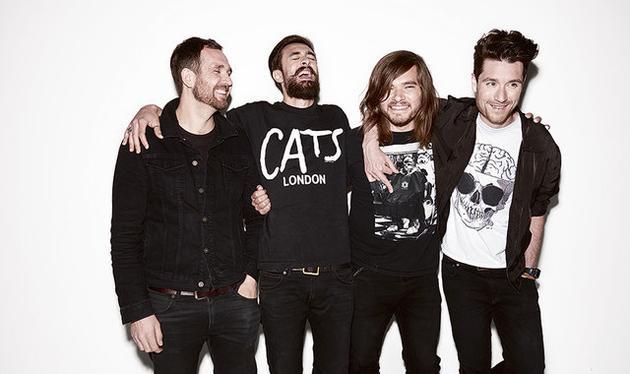 Bastille乐队获英国专辑榜冠军