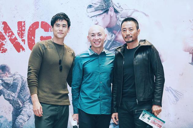 林超贤:他们两个是我最棒的战友