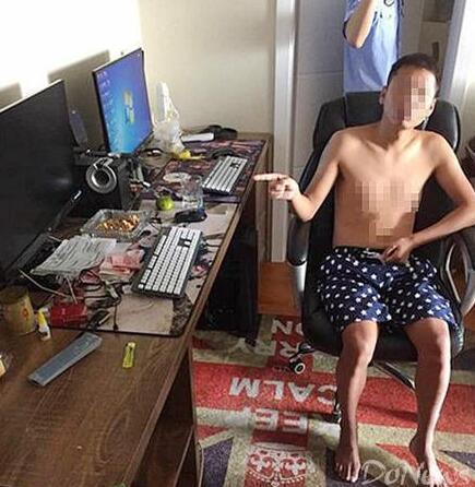 大快人心 盗版电影网站BT天堂被查 非法牟利90万