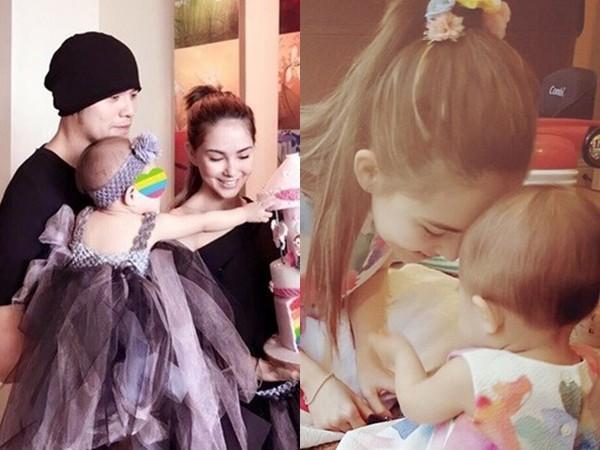 周杰伦与昆凌相当疼爱宝贝女儿小周周,日前还精心准备了爱女的1岁生日趴