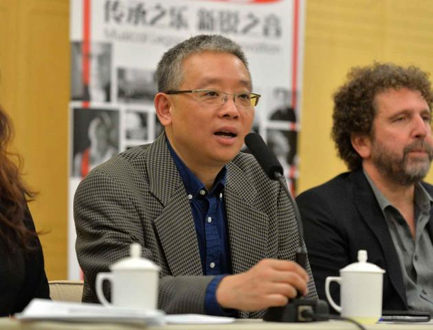 北京国际音乐节节目总监涂松-阿什 费舍将携西澳交响乐团献北京首秀高清图片