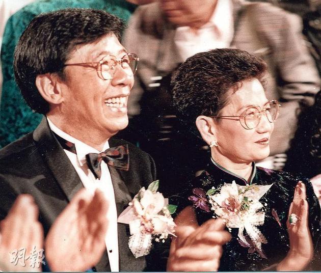 胡枫与他的太太从拍拖到结婚相伴超过半世纪。