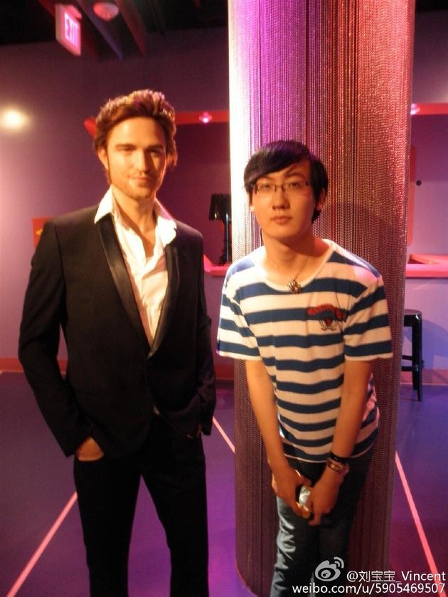 3年前的刘梓晨