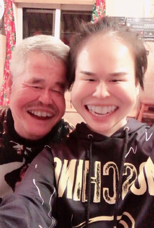 赵本山和女儿