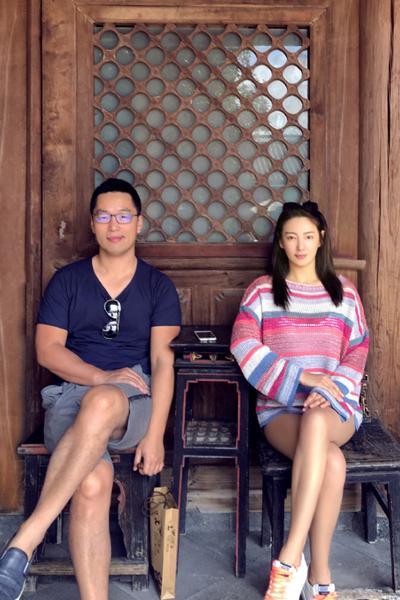 张雨绮和认识70天男友领证结婚