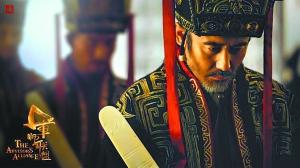吴秀波领衔的《军师联盟》是明年大热剧