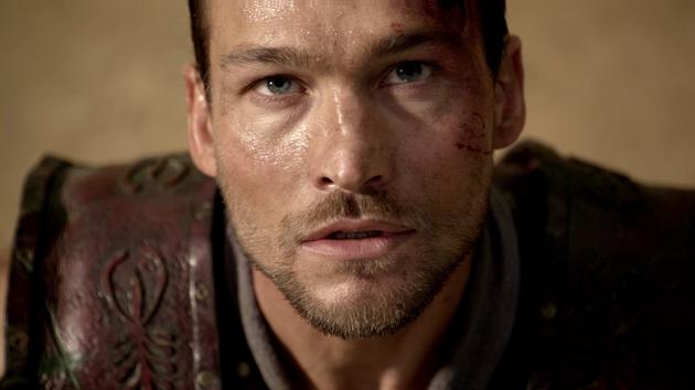 《斯巴达克斯:血与沙》第一季主演安迪·怀特菲尔德