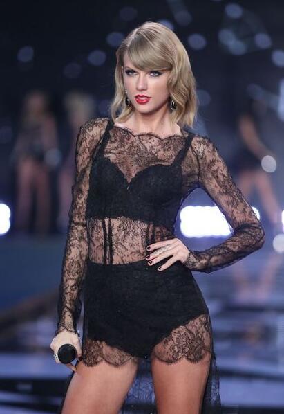 泰勒成福布斯最吸金女歌手