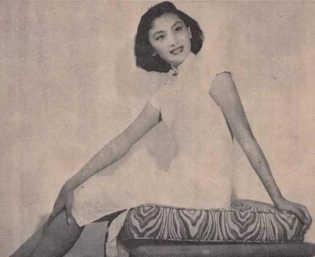 五十年代初的夏梦,刊登于《长城画报》