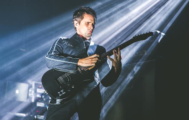 缪斯乐队被英国杂志评选为年度最佳乐队