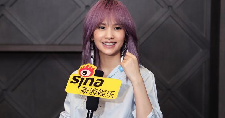 杨丞琳称结婚还早 演员最想合作胡歌