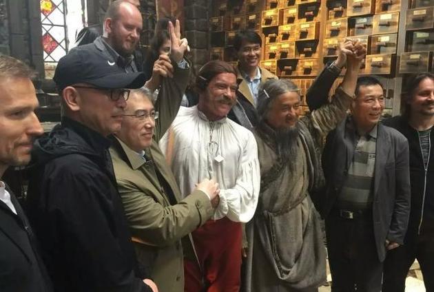 施瓦辛格成龙加盟《中国游记》搭档姚星彤