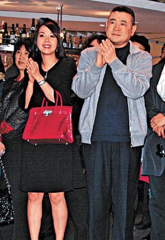 刘銮雄和吕丽君